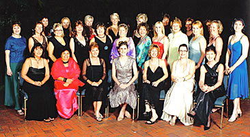 Cairns Business Womens Club Nominees
